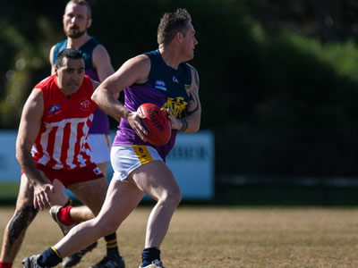 AFL Masters Vic Metro | What is Masters Football?